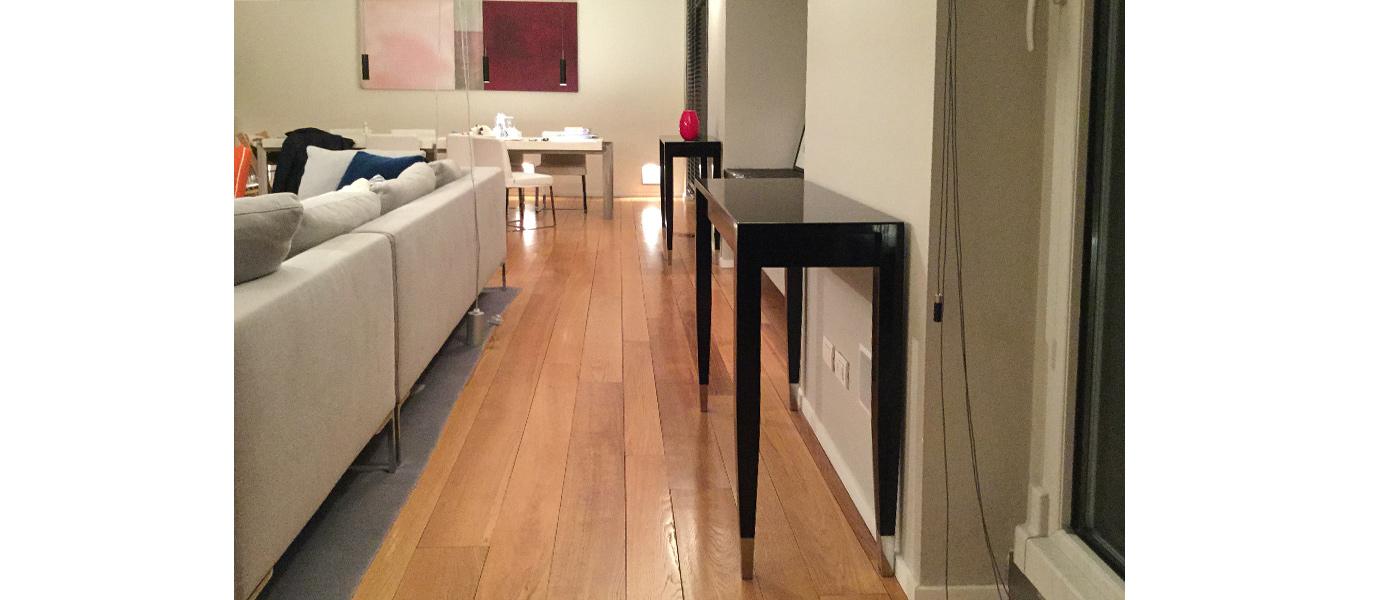 Interni appartamento a milano - Design d interni milano ...