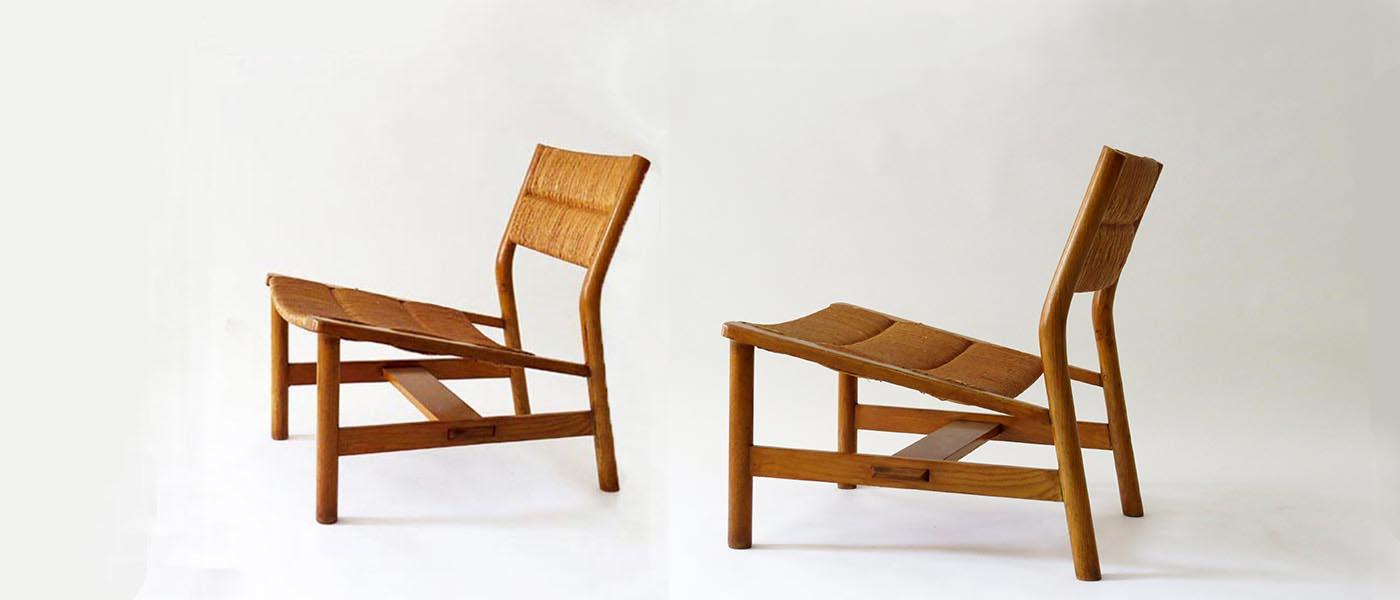 Archivio sedie in vimini anni 39 50 - Sedie design anni 50 ...